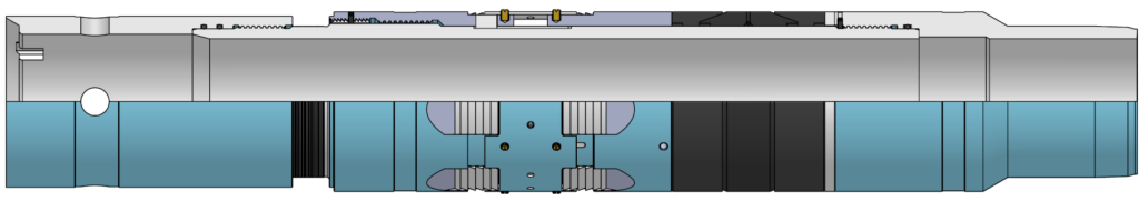High Pressure Hydraulic Retrievable Hanger
