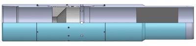 Cement Diverter Pup Gas Seal